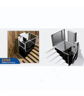 Plataforma Elevadora Vertical G250