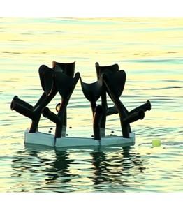 Sporte Muletas para Agua