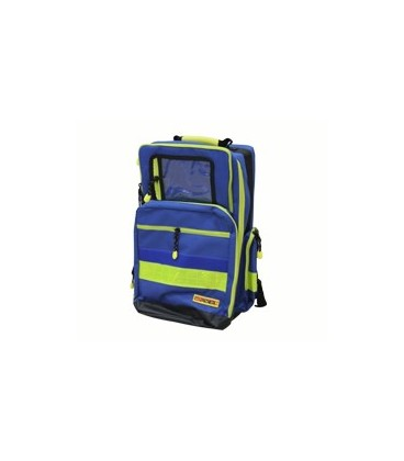 Bag which allows access to the necessary instruments in any emergency scenario