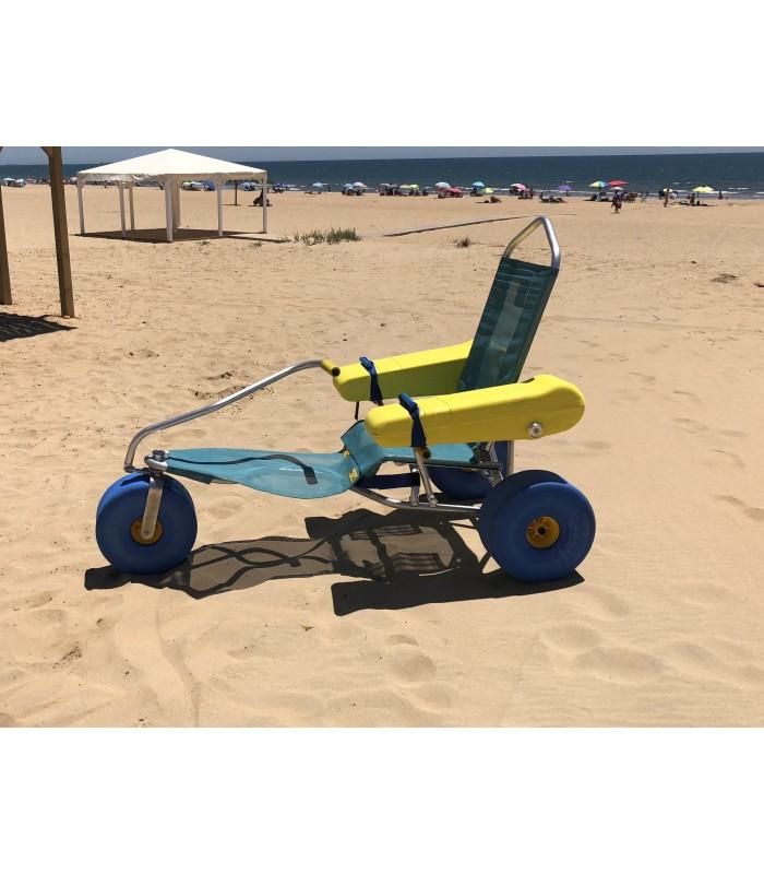 silla playa discapacitado segunda mano