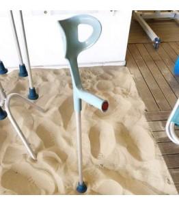 Amphibious Crutches