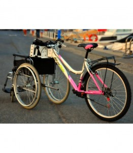 Kit Adapta + Bicicleta