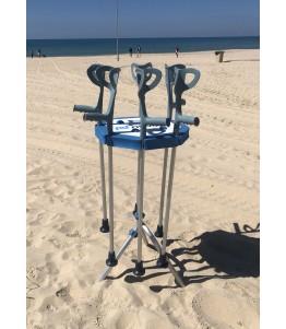 Amphibian Crutches Kit