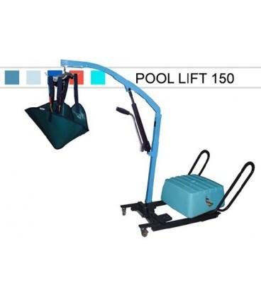 Grúa para piscinas NA100