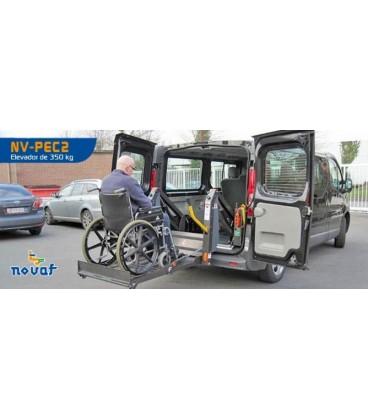 NV-PEC2 350 Kg (Elevador Vehículo)