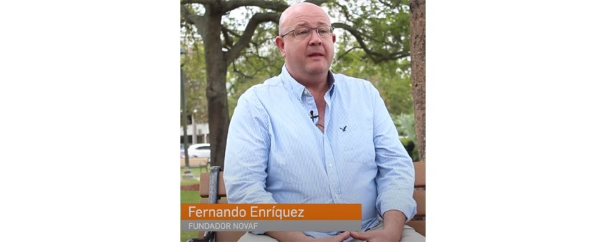Fernando Enríquez (NOVAF), paving the way for people with reduced mobility