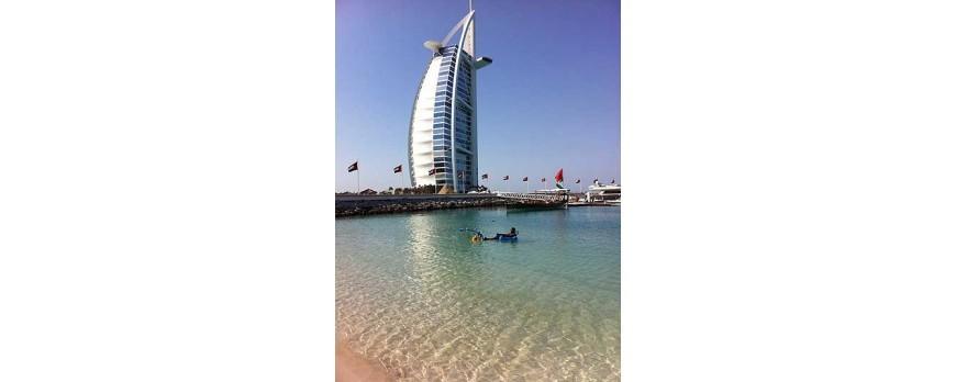 Novaf en los Emiratos Árabes Unidos
