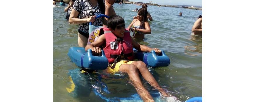 Disfrutando del Mar en las playas inclusivas de Chile